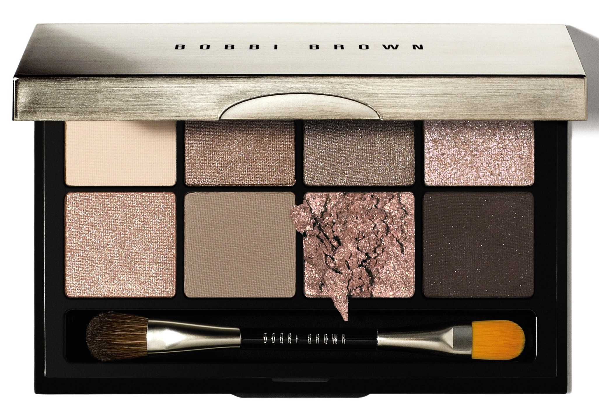 Bobbi Brown Desert Twilight Yummy Mummy Beauty Illuminating Cheek Palette Limited Edition The Eye