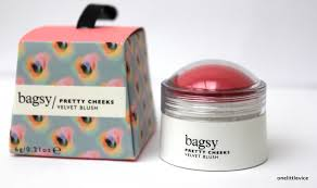 blush bagsy