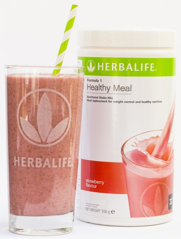 Herbalife_F1 Strawberry